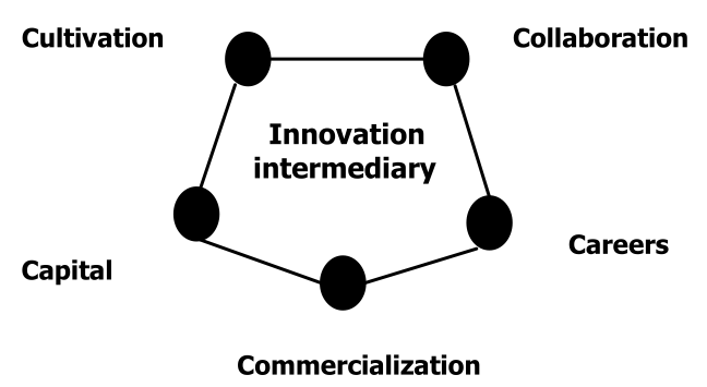 Outputs of Innovation Connectivity